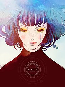 Cover Gris (2018) PC | RePack by R.G. The mechanics