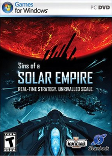 Cover Sins of a Solar Empire - Rebellion [v 1.97 + 4 DLC] (2012) PC | RePack by R.G. The mechanics