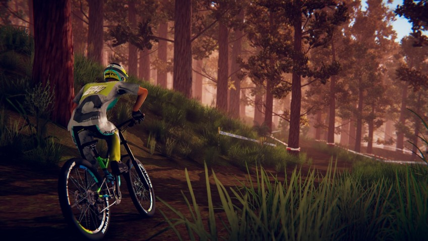 Screenshot for the game Descenders (2019) PC | Repack by R.G. The mechanics