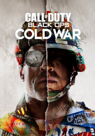 Poster Call of Duty: Black Ops Cold War