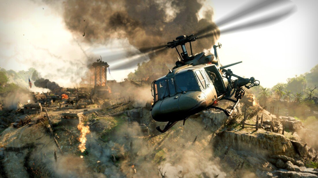 Screenshot for the game Call of Duty: Black Ops Cold War