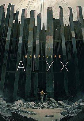 Cover Half-Life Alyx VR