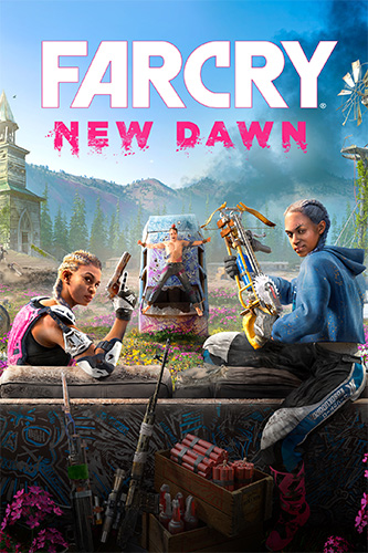 Poster Far Cry New Dawn - Deluxe Edition (2019)