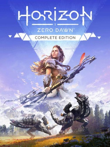 Cover Horizon: Zero Dawn - Complete Edition [v.1.06+DLC]