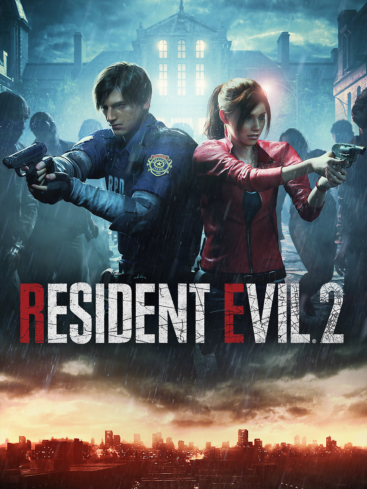 Cover RESIDENT EVIL 2 / BIOHAZARD RE:2 [ v 1.04 Update 5]