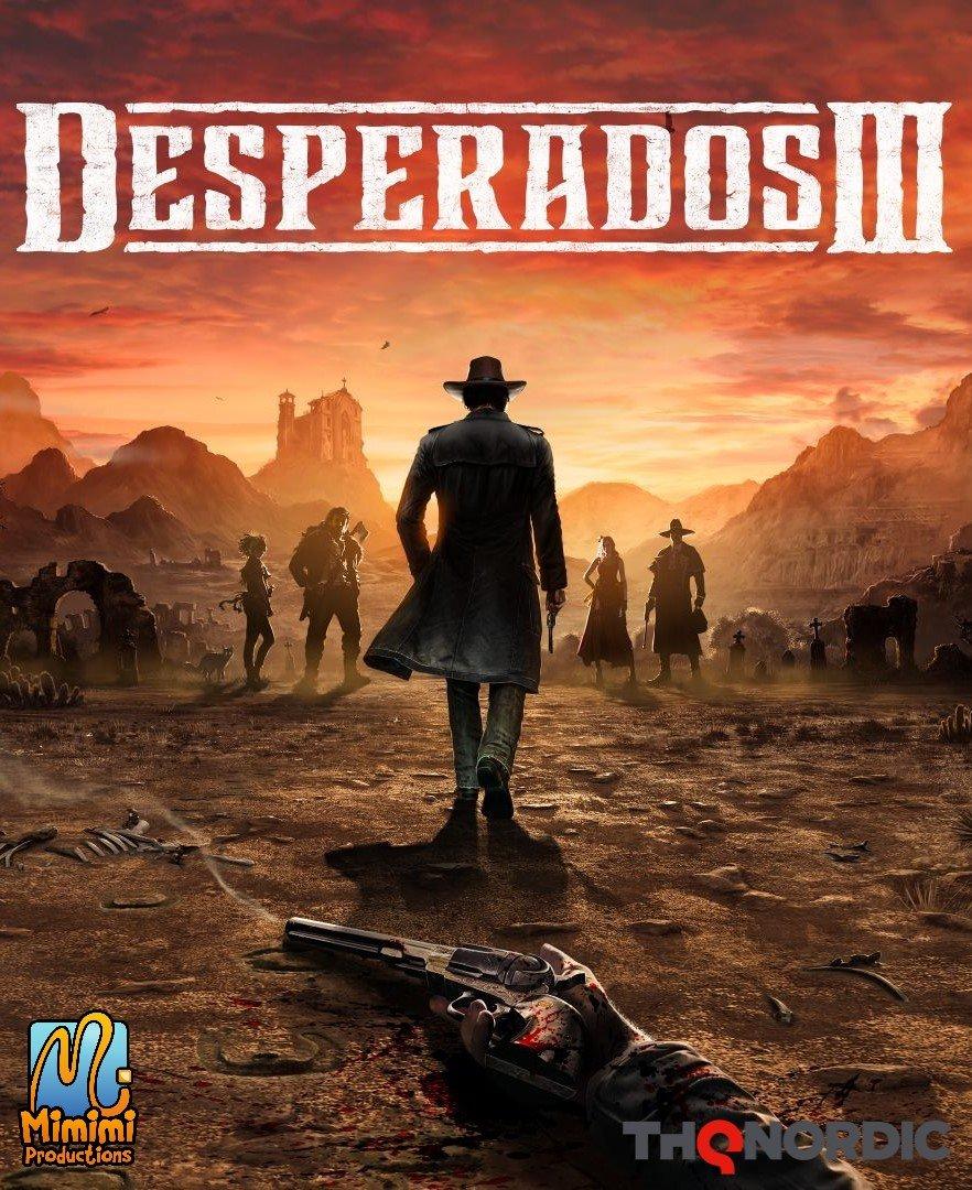 Poster Desperados III (2020)