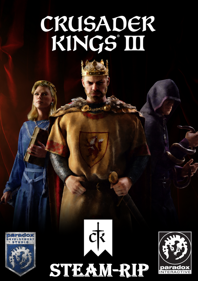 Cover Crusader Kings III - Royal Edition