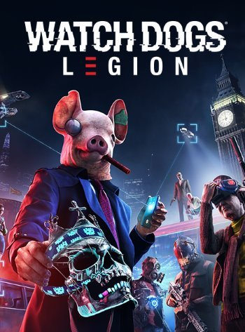 Poster Watch Dogs Legion