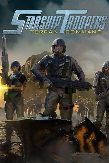 Cover Starship Troopers - Terran Command
