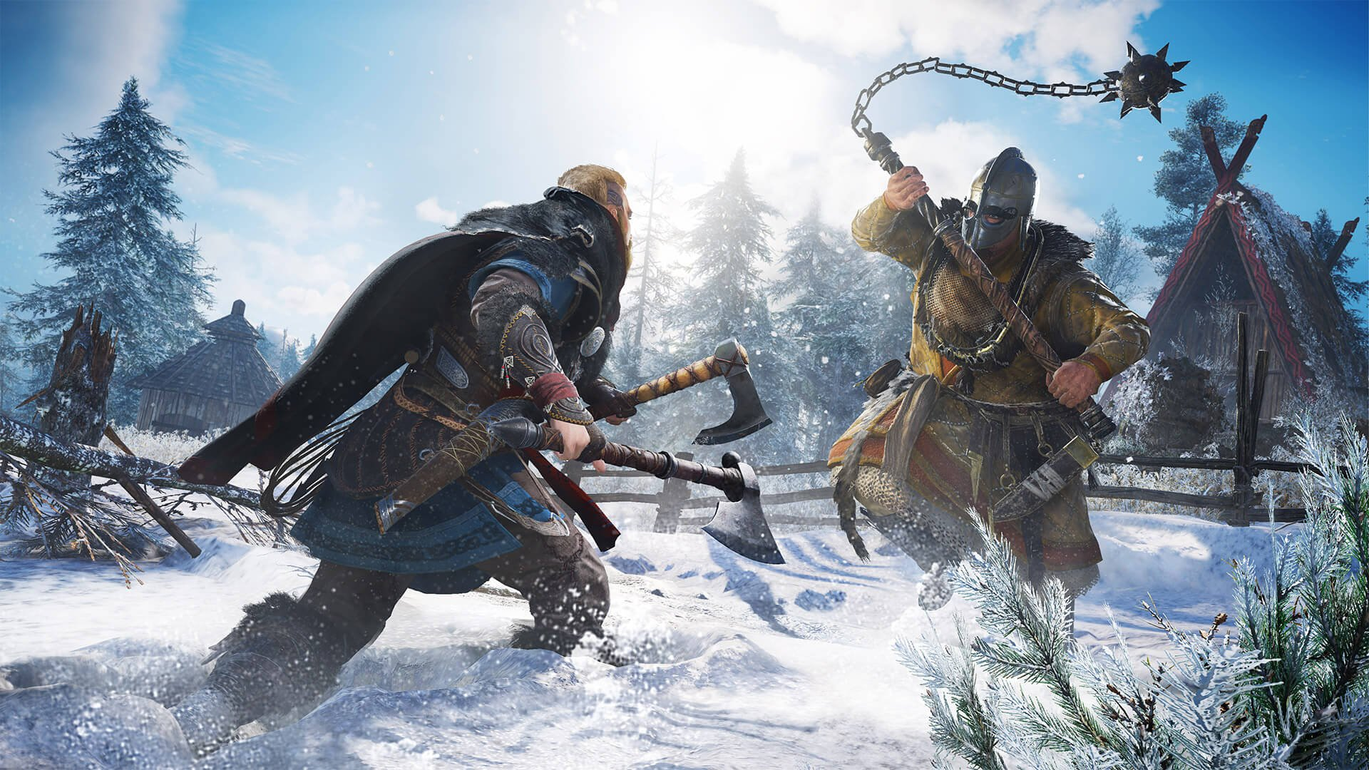 Screenshot for the game Assassin's Creed Valhalla
