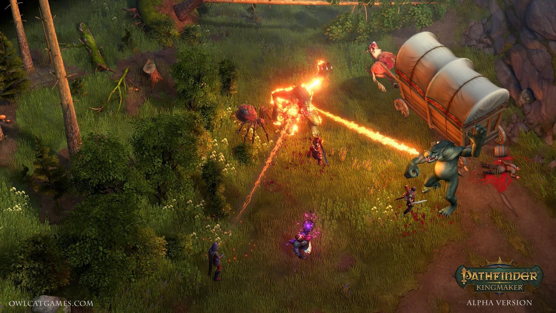 Screenshot for the game Pathfinder: Kingmaker - Definitive Edition (v.2.1.4 (41463)+ DLC) (2018) REP RePack