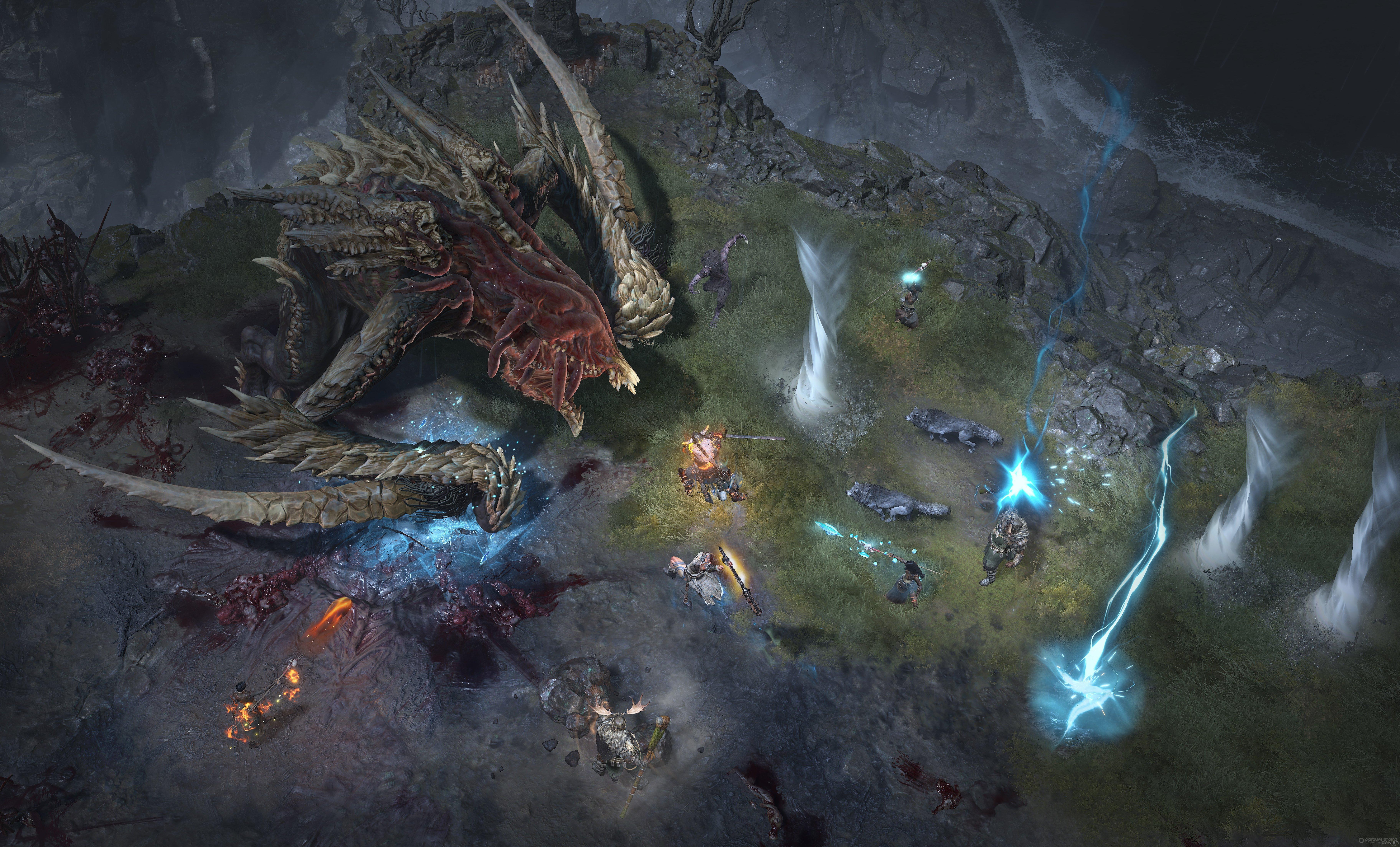 Screenshot for the game Diablo IV (2021)
