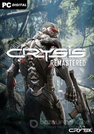 Poster Crysis Remastered (2020)