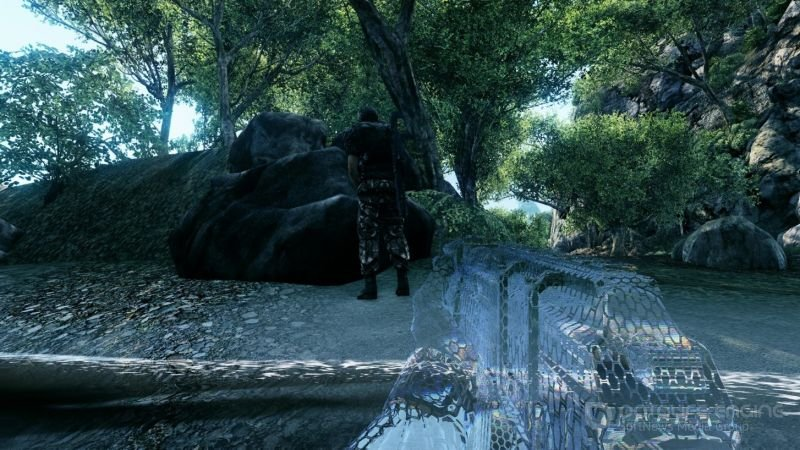 Screenshot for the game Crysis Remastered (2020)