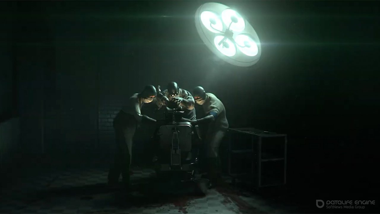 Screenshot for the game The Outlast Trials (2021)