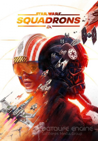 Cover STAR WARS: Squadrons (2020)