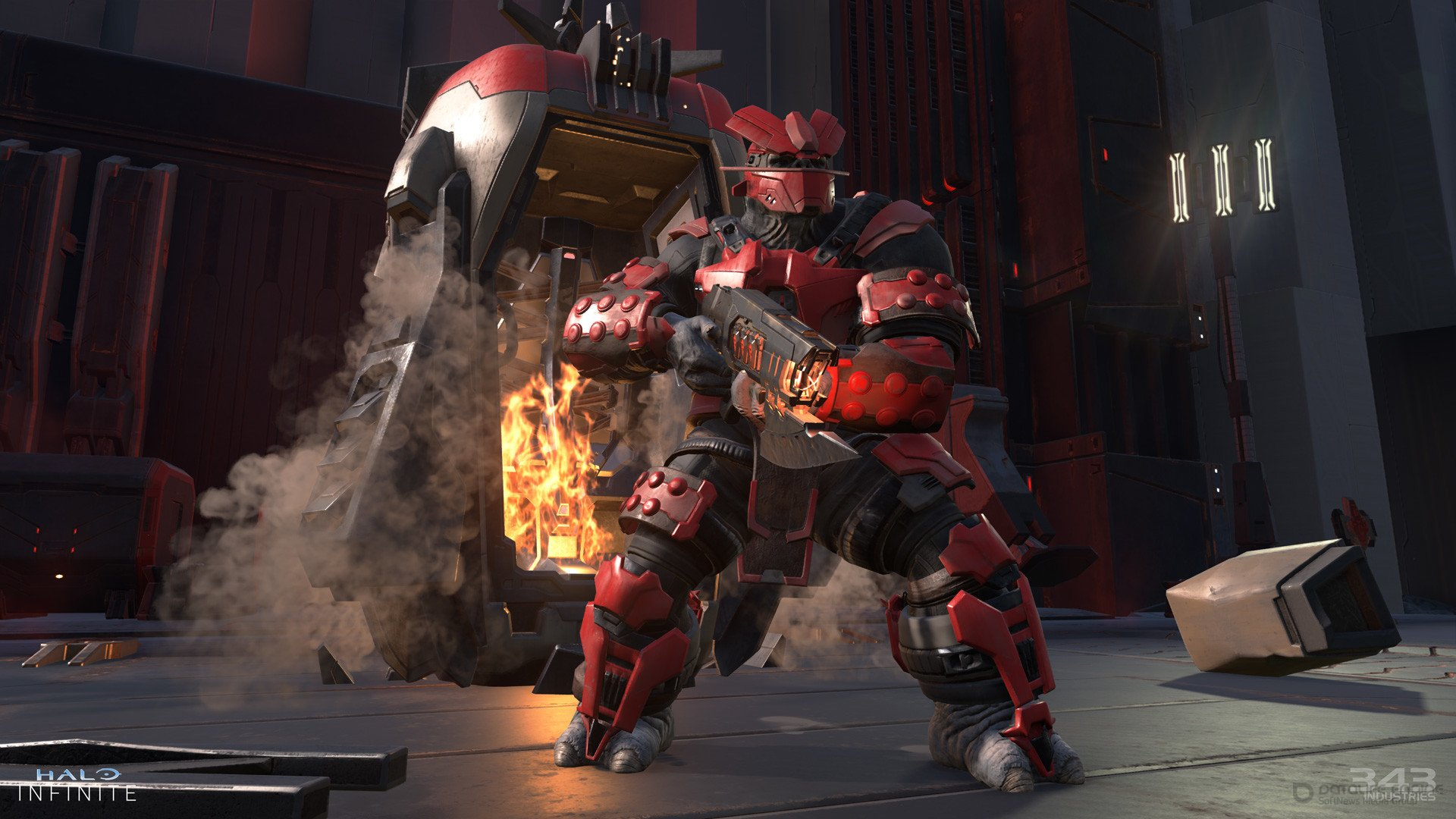 Screenshot for the game Halo Infinite (2020)