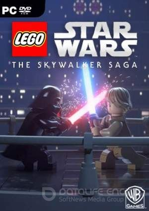 Cover Lego Star Wars: The Skywalker Saga