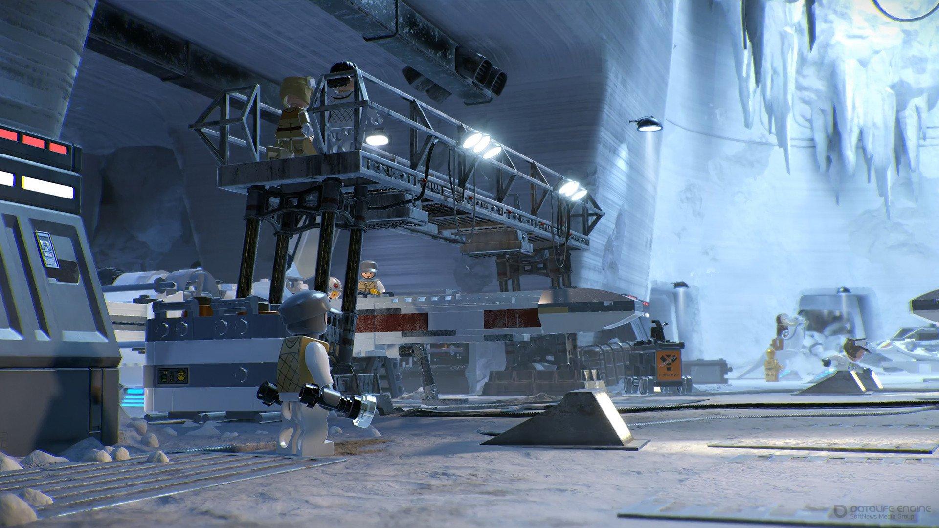 Screenshot for the game Lego Star Wars: The Skywalker Saga (2020)