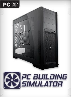 Poster PC Building Simulator (v 1.9.5 (42977) +DLC) (2018)