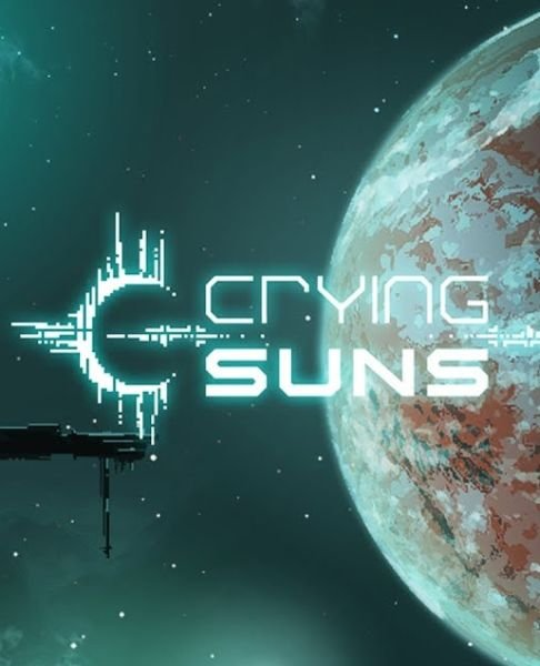 Cover Crying Suns