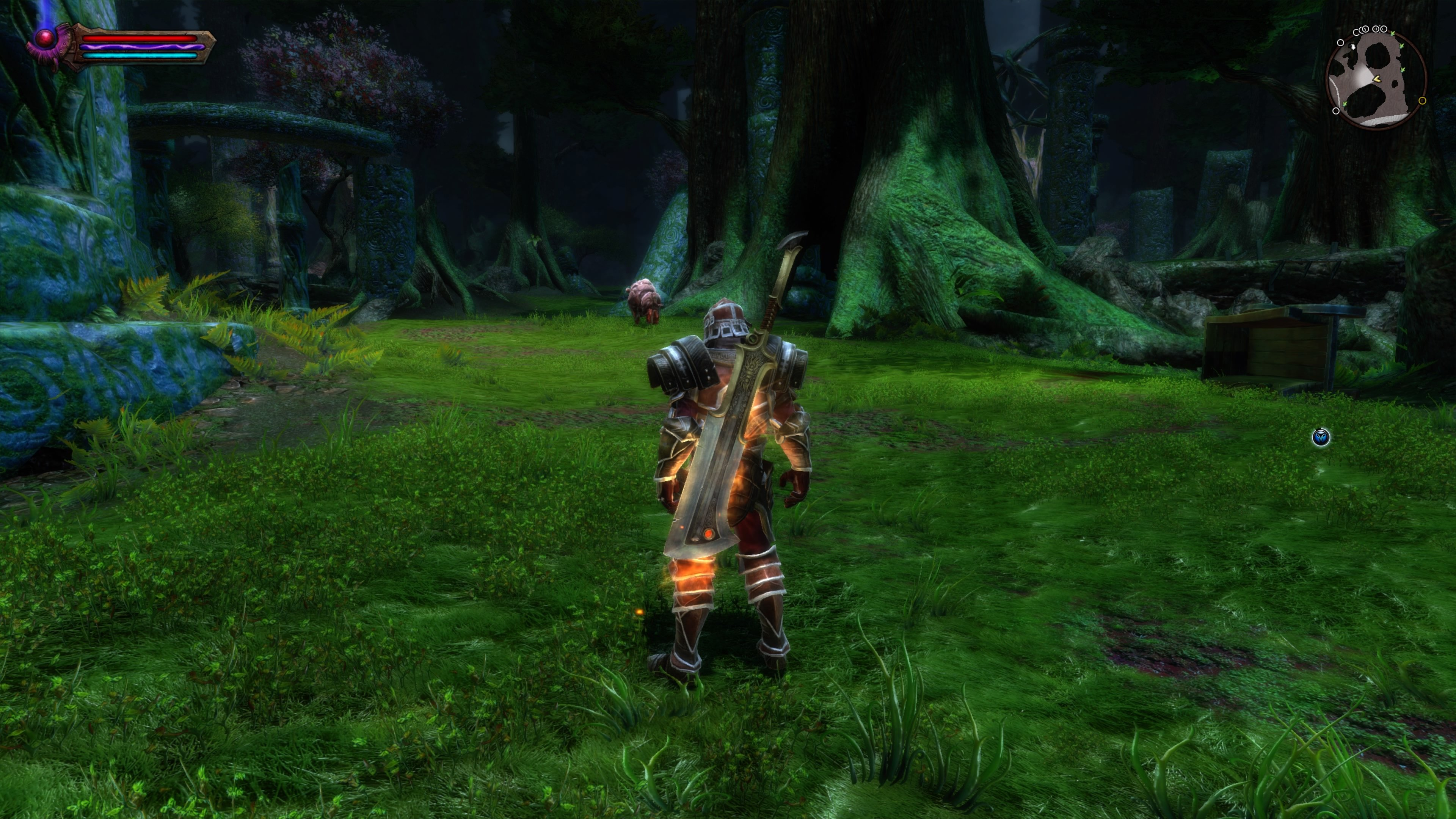 Screenshot for the game Kingdoms of Amalur: Re-Reckoning [SC:6879 Update_5] (2020)  download torrent RePack from R. G. Mechanics