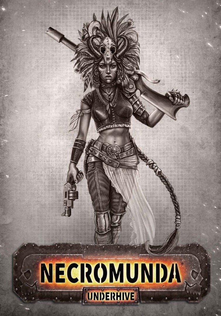 Poster Necromunda: Underhive Wars (2020)