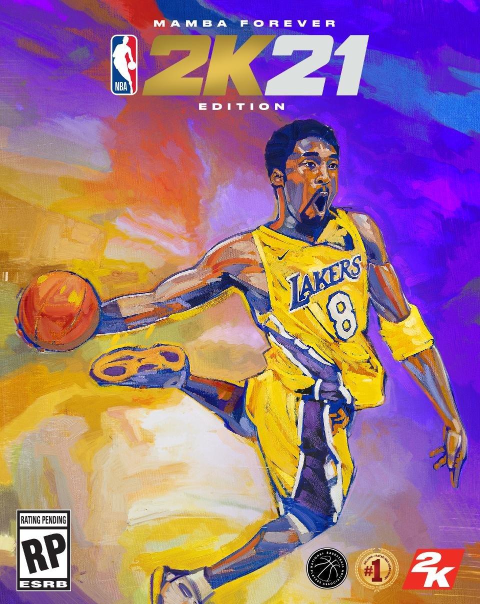 Poster NBA 2K21 (2020)