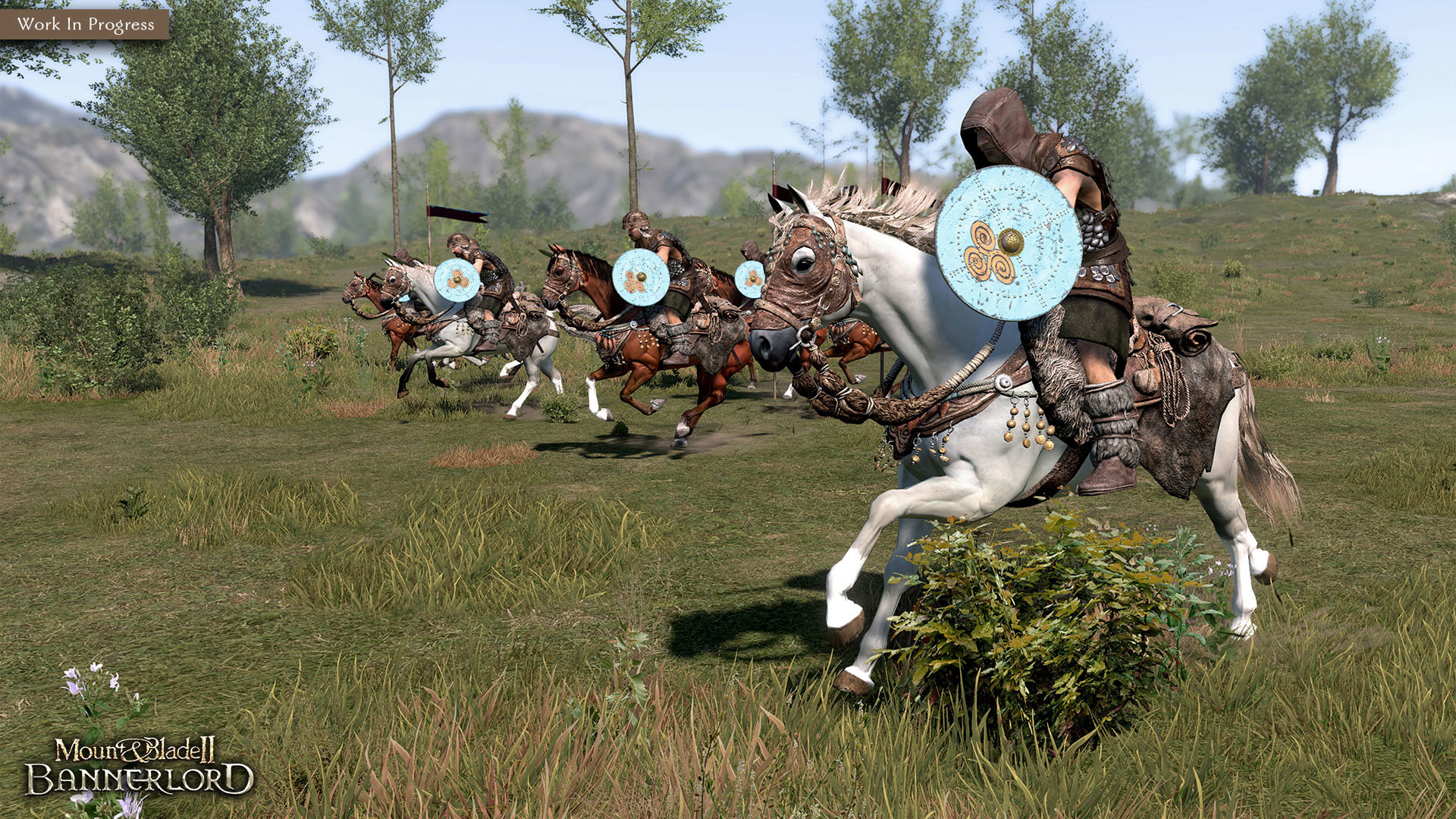 Screenshot for the game Mount & Blade II: Bannerlord [1.5.5|IN DEV]  (2020) download torrent RePack
