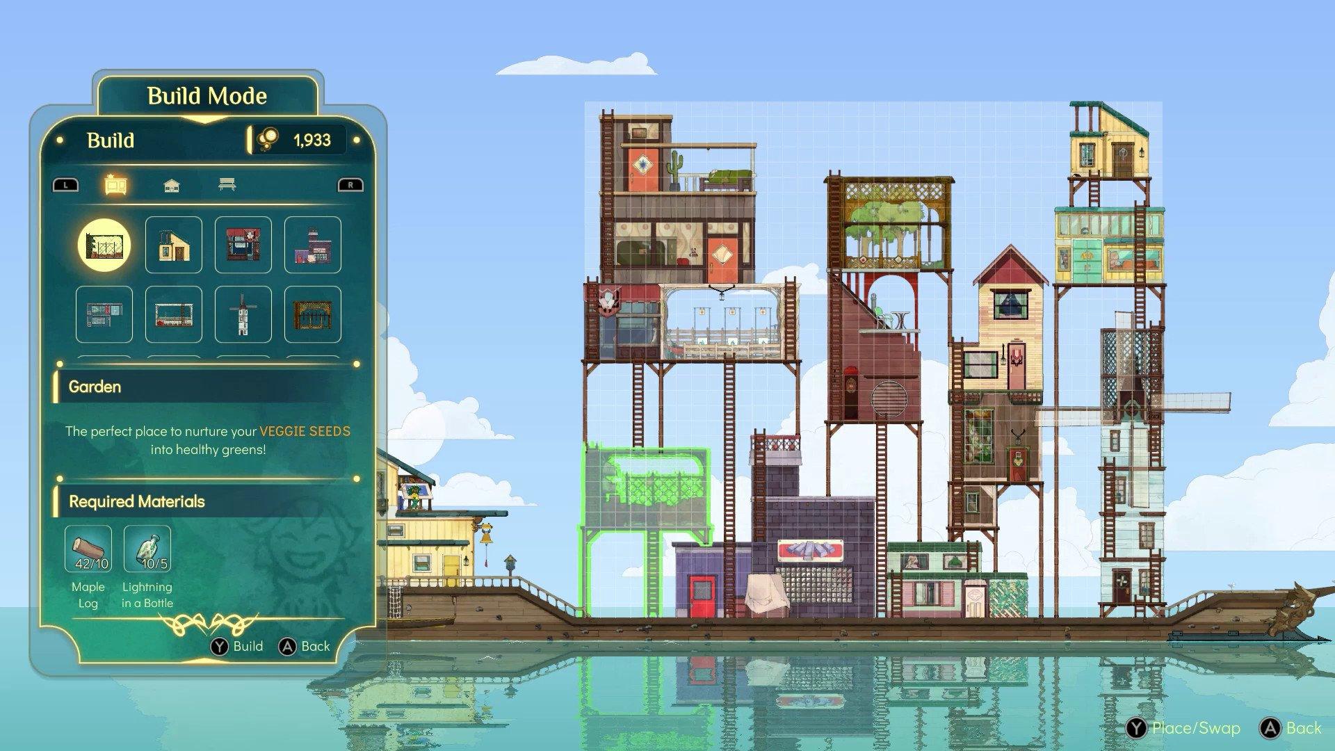Screenshot for the game Spiritfarer v.32513 [GOG] (2020) download torrent License
