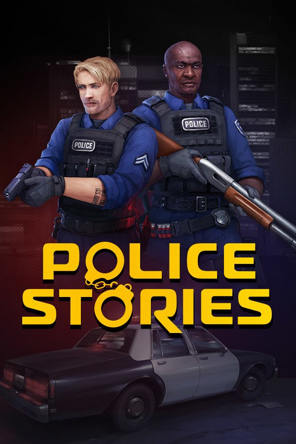 Cover Police Stories