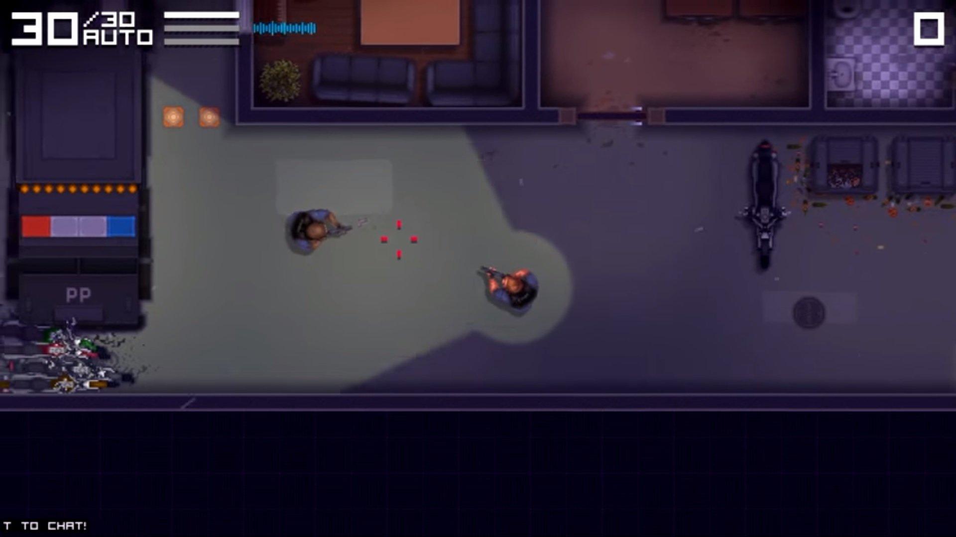 Screenshot for the game Police Stories v.1.2.0 [GOG] (2019) download torrent License