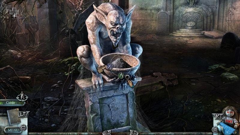 Screenshot for the game True Fear: Forsaken Souls Part 1 v.2.0.25 [GOG] (2016) download torrent License