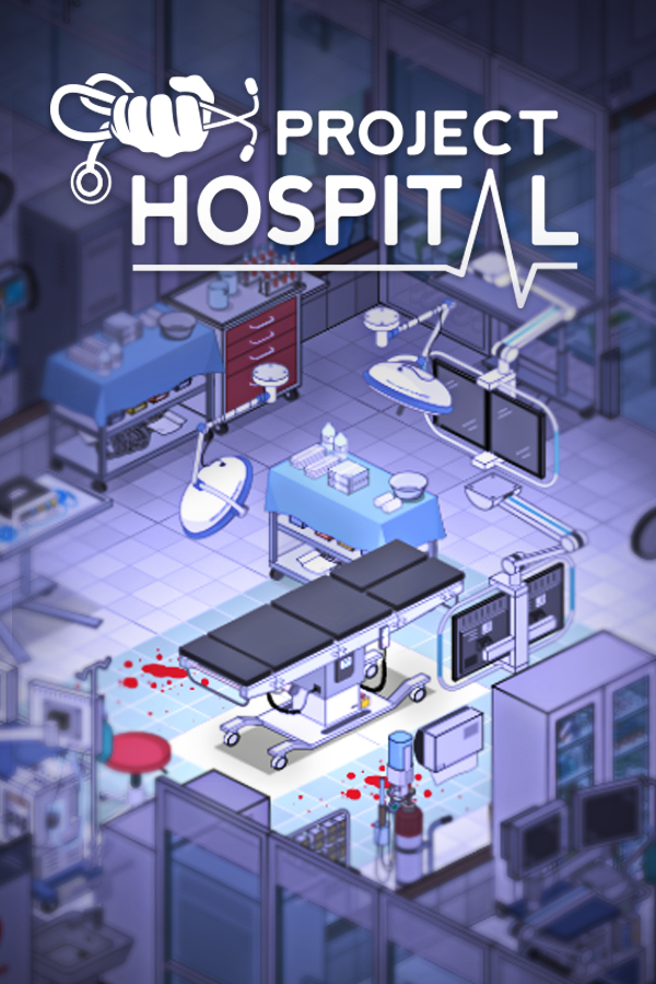 Cover Project Hospital v.1.2.22045 + 4 DLC [GOG]