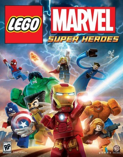 Cover LEGO Marvel Super Heroes (2013) download torrent RePack