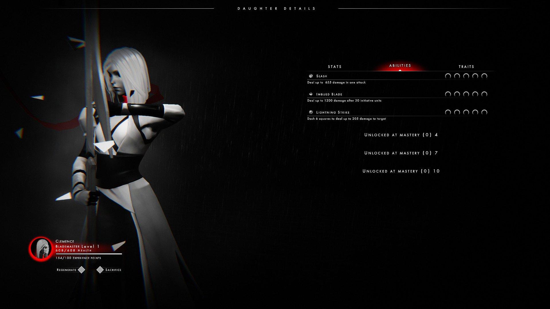 Screenshot for the game Othercide [v 6.23 Update