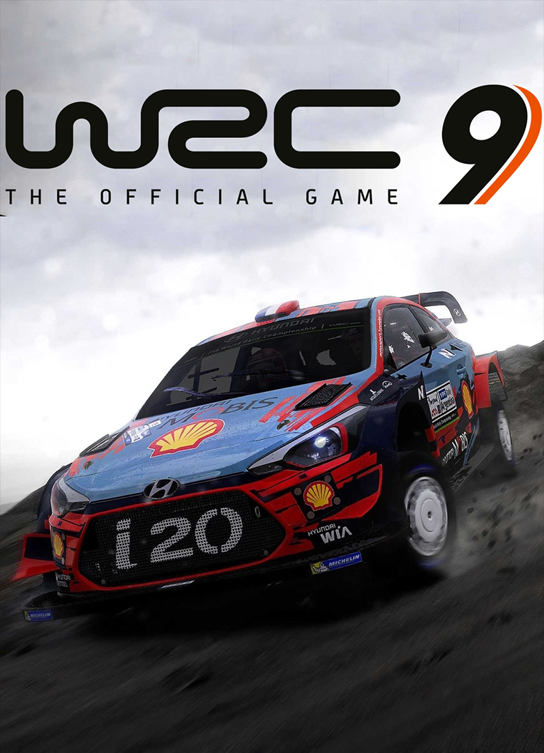 Cover 9 WRC FIA World Rally Championship : Deluxe Edition [v 1.0 Update 2 + DLCs] (2020) torrent download RePack