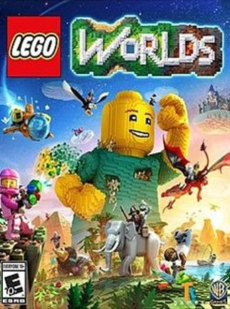 Poster LEGO Worlds (2017)