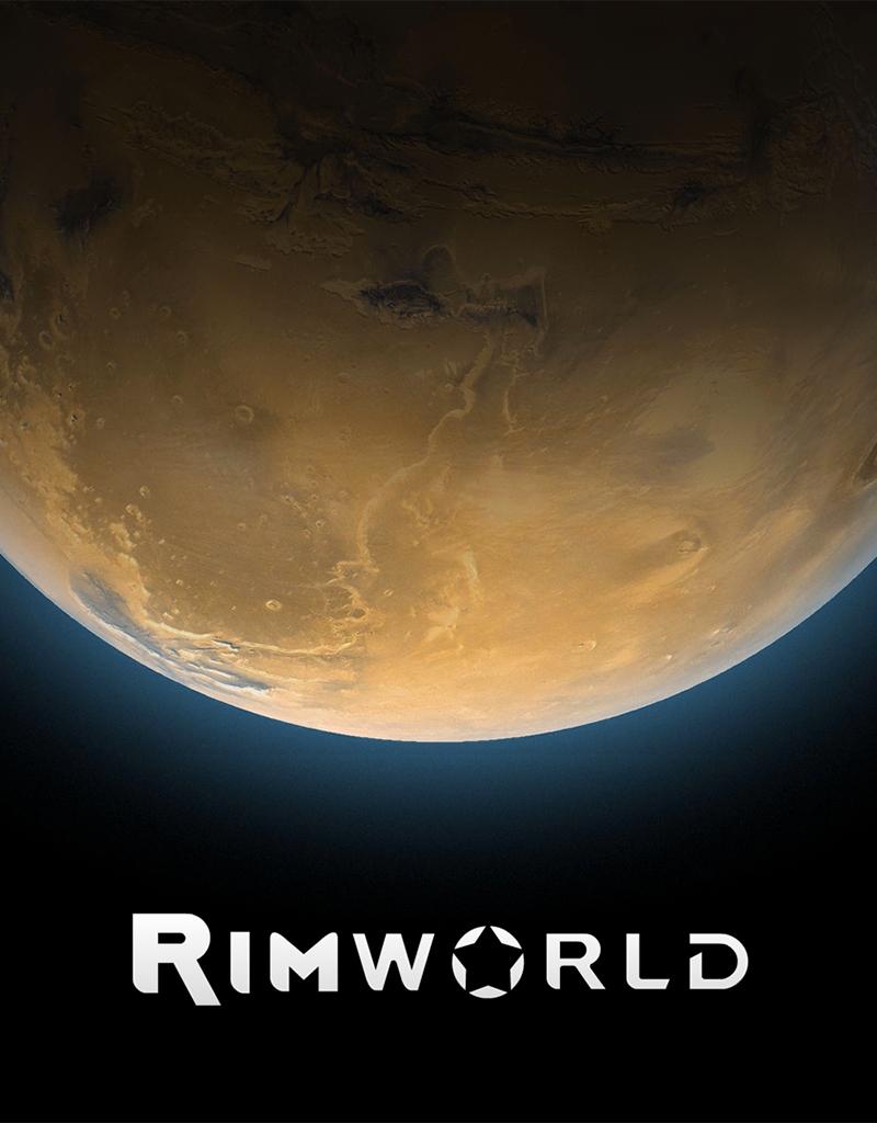 Cover RimWorld