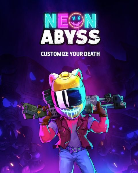 Cover Neon Abyss V. 1. 2. 2. 25 [GOG] (2020) download torrent License