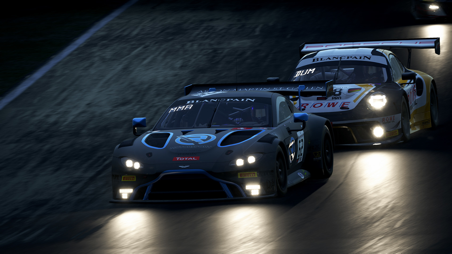 Screenshot for the game Assetto Corsa Competizione (v 1.5.6+DLC) (2019) download torrent RePack