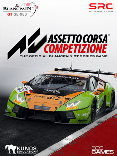 Cover Assetto Corsa Competizione (v 1.5.6+DLC) (2019) download torrent RePack