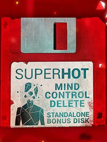 Cover SUPERHOT: MIND CONTROL DELETE