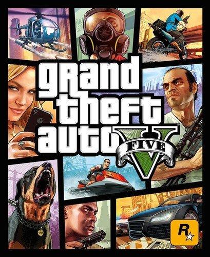 Poster Grand Theft Auto V - Redux (2015)