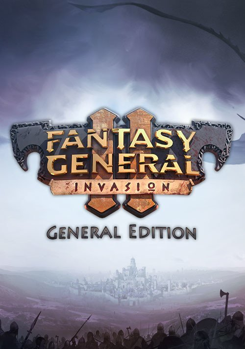 Cover Fantasy General II Invasion General Edition v.01.02.12491 [GOG]  (2019) download torrent License