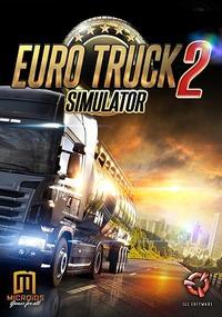 Poster Euro Truck Simulator 2 [v. 1.39.1.5s + DLC] (2013)