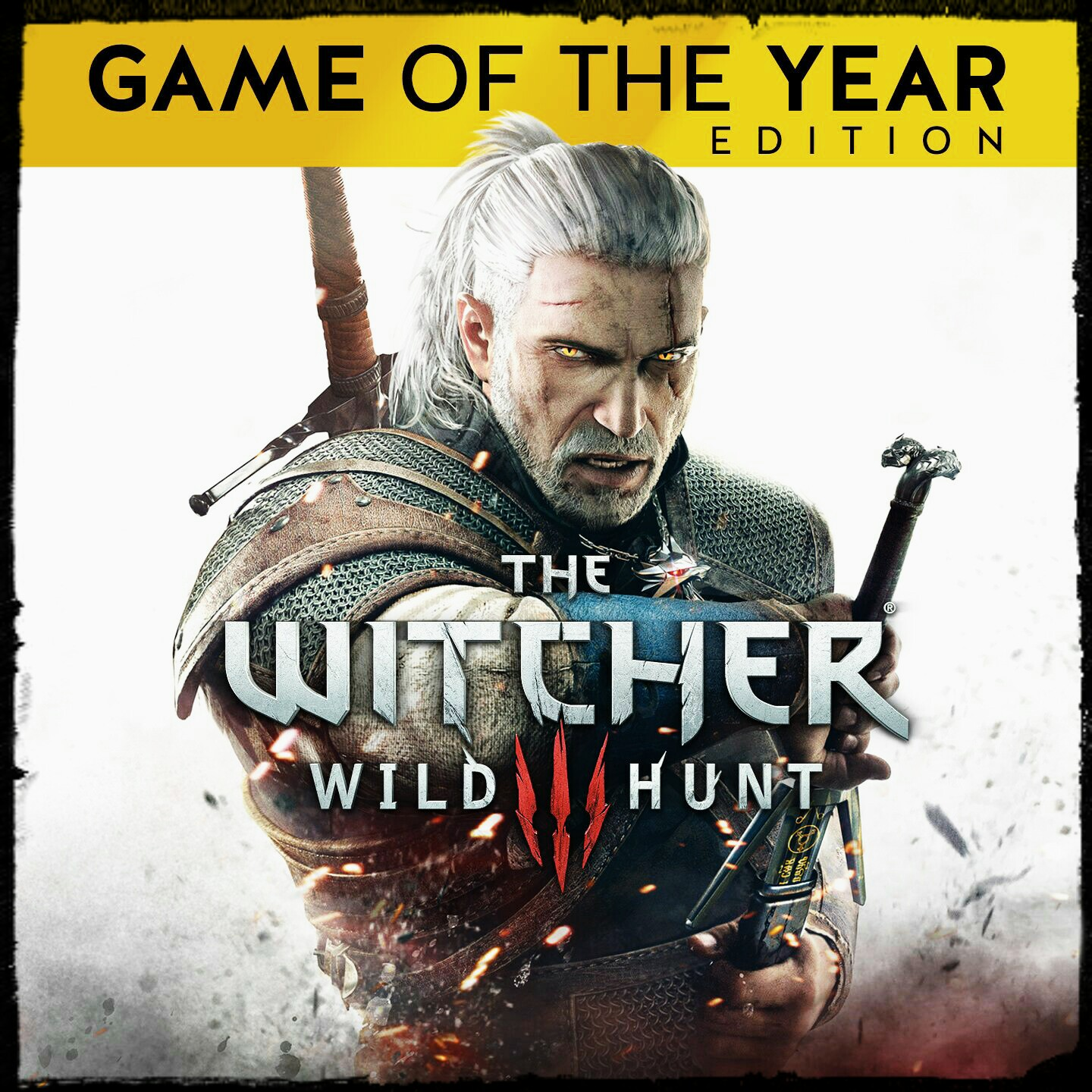 Cover The Witcher 3: Wild Hunt + The Witcher 3 HD Reworked Project (mod v. 12.0)