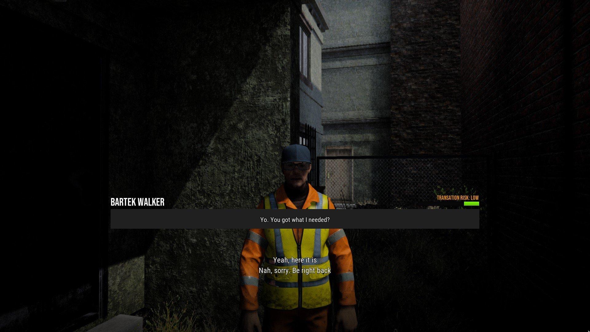 Screenshot for the game Drug Dealer Simulator [v.1.0.6.8] (2020) download torrent RePack