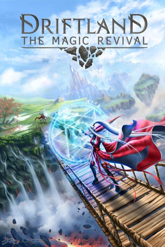 Cover Driftland: The Magic Revival