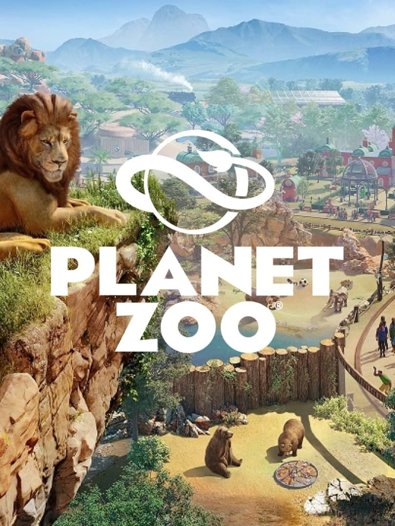 Poster Planet Zoo (2020)
